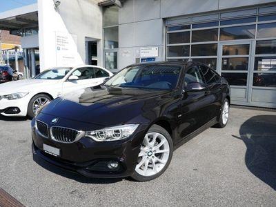 gebraucht BMW 420 Gran Coupé d xDrive Sport Line Steptronic Euro 6