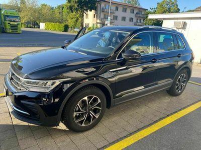 gebraucht VW Tiguan 1.5 TSI Evo Life DSG 2021