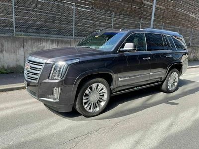 gebraucht Cadillac Escalade Escalade 6.2 ESV Platinum Automatic6.2 ESV Platinum Automatic