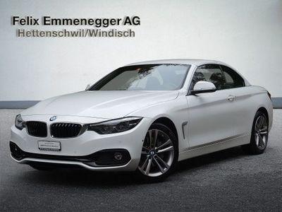 gebraucht BMW 440 i Cabrio xDrive Sport