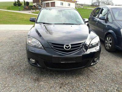 gebraucht Mazda 3 3 2LITER LIMOUSINE MIT LEDERAUSSTATTUNG2LITER LIMOUSINE MIT LEDERAUSSTATTUNG