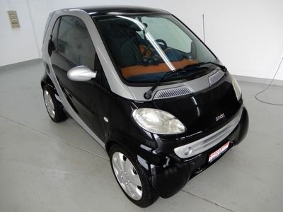 gebraucht Smart ForTwo Coupé limited 1