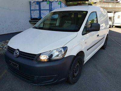 gebraucht VW Caddy Maxi 1.6 TDI DSG