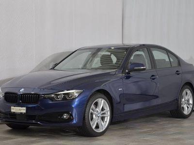 gebraucht BMW 320 3er d xDrive SAG