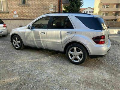 gebraucht Mercedes ML420 M-Klasse ml 420 in top zustand und frischem service M-Klassein top zustand und frischem service