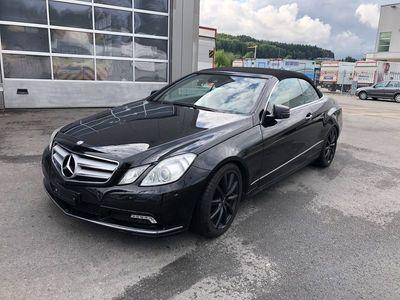 gebraucht Mercedes E250 CDI BlueEfficiency Automatic
