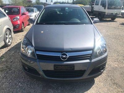 gebraucht Opel Astra 2.0i 16V Turbo Sport