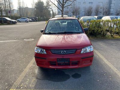 gebraucht Mazda Demio 1.5i-16 High ABS