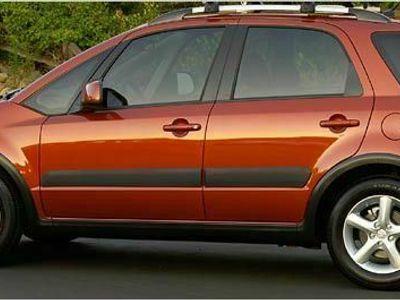gebraucht Suzuki SX4 SX4 2.0 TDI arancione metallizzato2.0 TDI arancione metallizzato