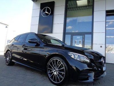 gebraucht Mercedes C200 C-KlasseSwiss Star AMG Line 4M 9G-Tronic
