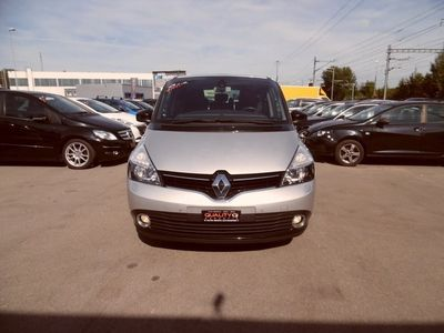 gebraucht Renault Espace 2.0 dCi Swiss Edition Automatic