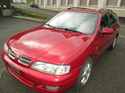 gebraucht Nissan Primera Primera 2.02.0
