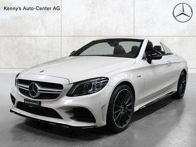 gebraucht Mercedes C43 AMG C-KlasseAMG 4Matic Cabrio