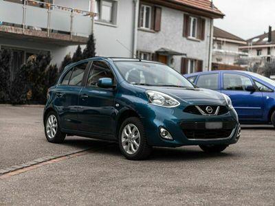 gebraucht Nissan Micra 1.2 DIG-S acenta