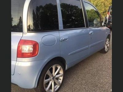 gebraucht Fiat Multipla Transport- und Familienauto