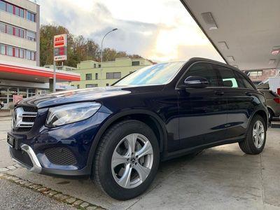 gebraucht Mercedes GLC250 Exclusive 4Matic 9G-Tronic