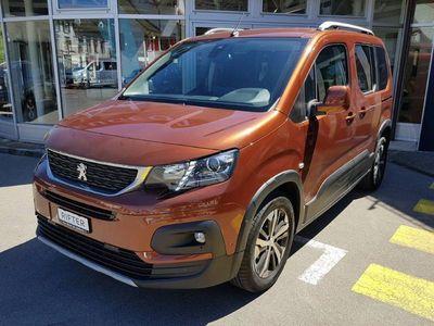gebraucht Peugeot Rifter 1.2 PureTech 130 Allure
