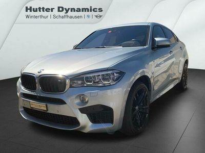 gebraucht BMW X6 M Edition Black Fire