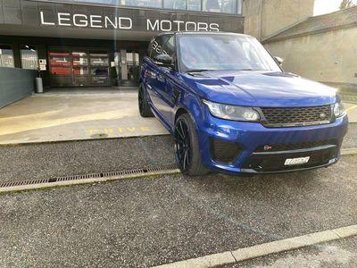 gebraucht Land Rover Range Rover Sport 5.0 V8 SVR