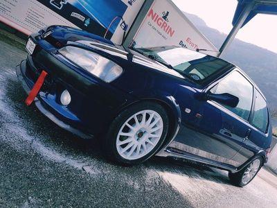 gebraucht Peugeot 106 GTI