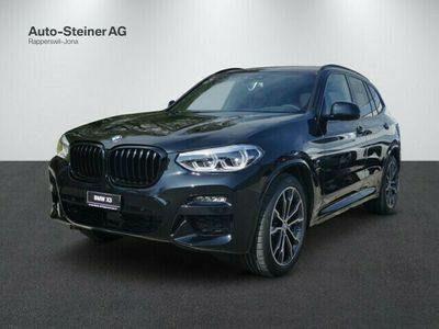 gebraucht BMW X3 xDrive 48V 30d M Sport Steptronic Individual