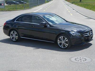 gebraucht Mercedes C220 d 4Matic 7G-Tronic
