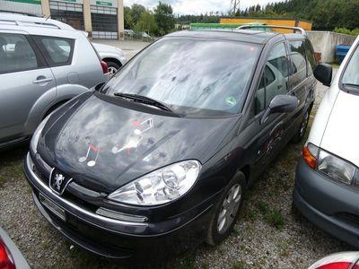 gebraucht Peugeot 807 3.0 V6 24V Black&Silver