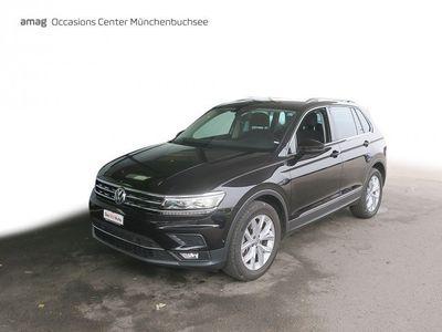gebraucht VW Tiguan 2.0 TDI SCR Highline 4Motion DSG