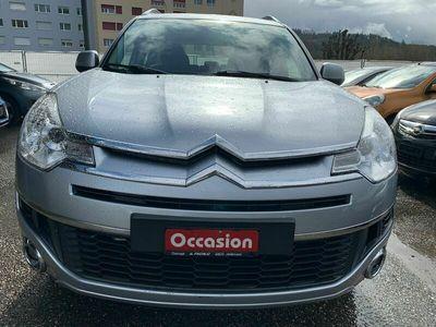 gebraucht Citroën C-Crosser 2.2 HDi Exclusive DCS6