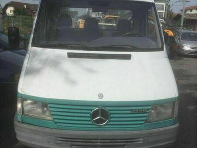 gebraucht Mercedes Sprinter Sprinter Mercedes312 TD km 134000