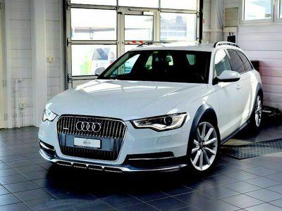 gebraucht Audi A6 Allroad 3.0 BiTDI V6 quattro tiptronic / KRAFTVOLLER DIESEL 313PS 4X4 / AB MFK 09.2020