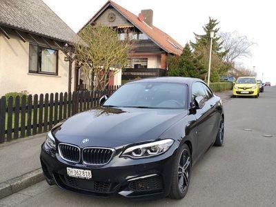 gebraucht BMW M240 xDrive Steptronic
