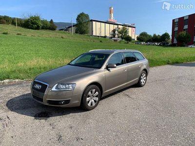gebraucht Audi A6 Vertreter Wagen