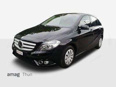 gebraucht Mercedes B180 CDI 7G-DCT