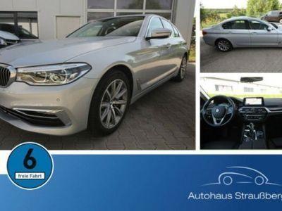 gebraucht BMW 530 d xDrive Luxury Line NP: 87.000€ ACC NAVI PRO