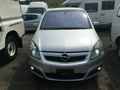 gebraucht Opel Zafira Zafira 1.9 CDTI 150 Winterline1.9 CDTI 150 Winterline