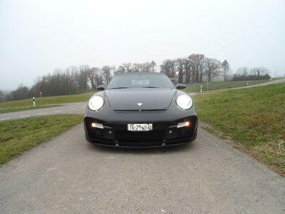 gebraucht Porsche 911 Cabrio Turbo