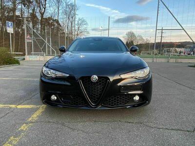 gebraucht Alfa Romeo Giulia 2.2 JTDM Automatic