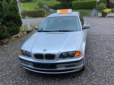gebraucht BMW 323 3er i /Taxi frisch ab mfk
