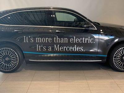 gebraucht Mercedes EQC 400 AMG Line 4m