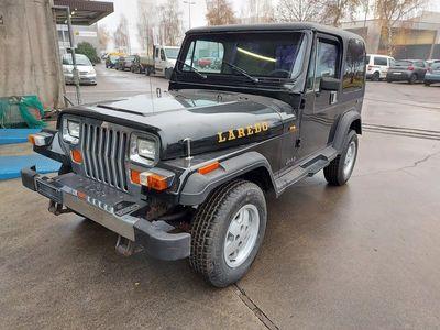 gebraucht Jeep Wrangler 2.5 Laredo