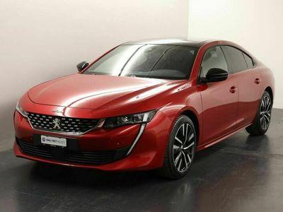 gebraucht Peugeot 508 1.6 PureTech GT