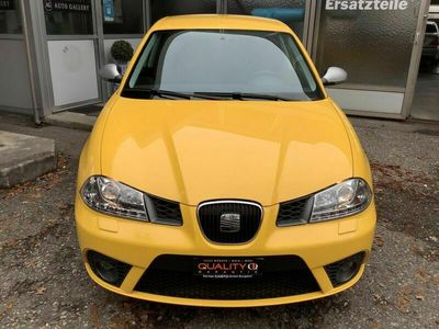 gebraucht Seat Ibiza 1.8 20V Turbo FR