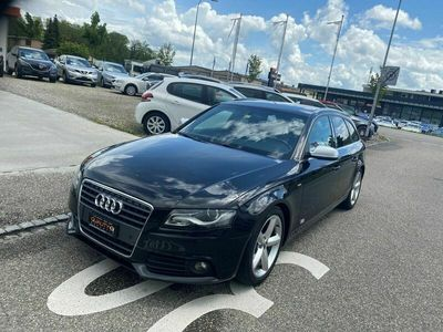 gebraucht Audi A4 Avant 2.0 S-Line. TDI multitronic