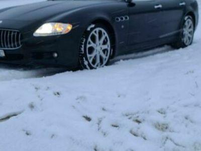 gebraucht Maserati Quattroporte s 4.7 2010