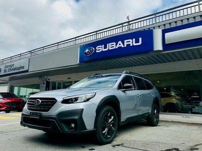 gebraucht Subaru Outback 2.5i Crossroad 4x4