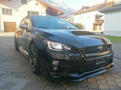 gebraucht Subaru WRX 2.5 Turbo 4WD STI Luxury S