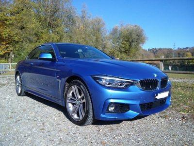 gebraucht BMW 435 4er d xDrive SAG Cabrio