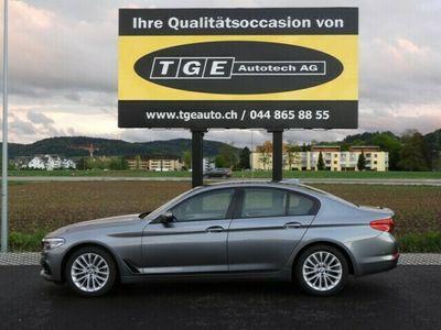gebraucht BMW 520 d xDrive Sport Line Steptronic