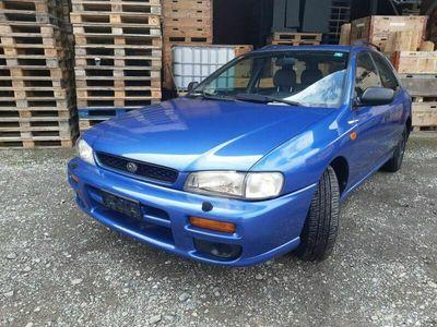 gebraucht Subaru Impreza Wagon 2.0